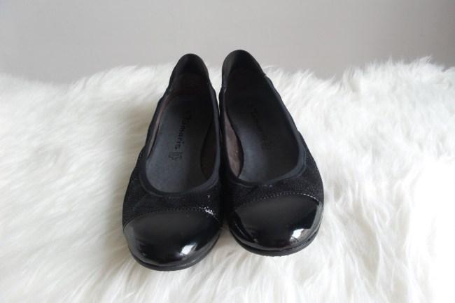 Ballerina's,de perfecte schoenen voor op het vliegtuig