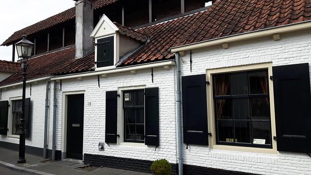 Muurhuisjes Harderwijk
