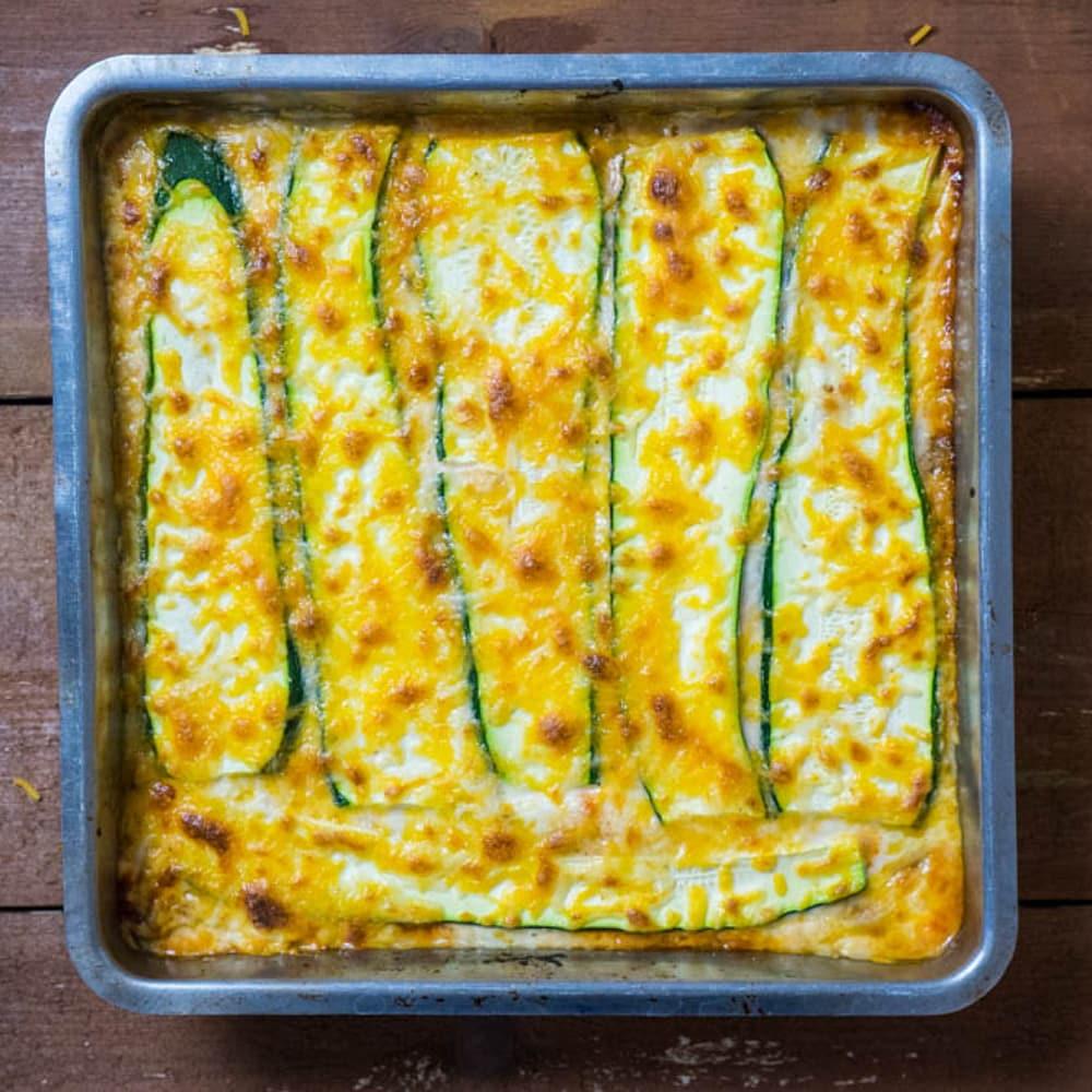 Very Veggie Lasagne