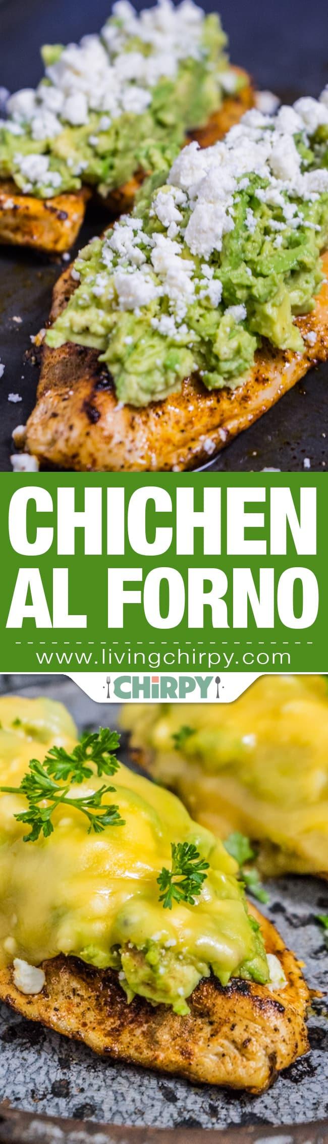 Quick Chicken Al Forno Pin
