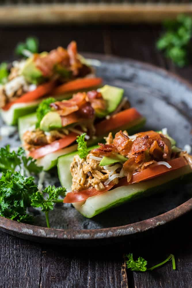 Club Cucumber Subs – Two Ways