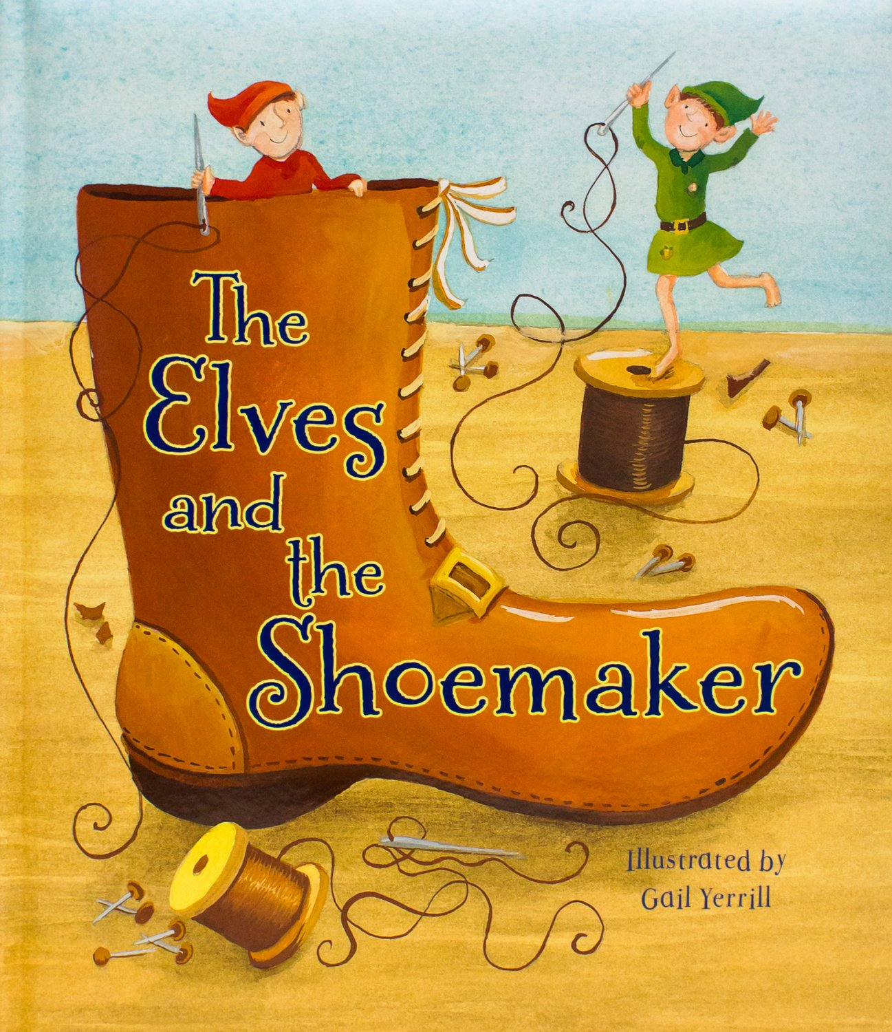 Cyt S Playtime Theater Presents Elves And The Shoemaker