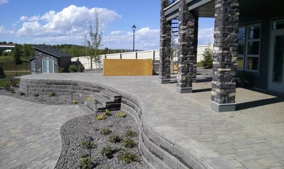 Retaining Wall Construction Calgary