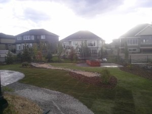 Landscaping Construction Calgary