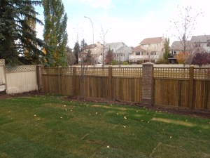Fence Building Calgary