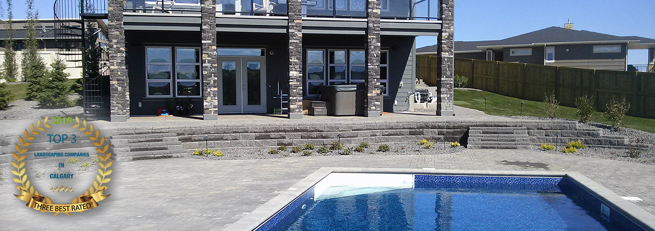 Living Earth Landscapes Three Best Rated - Calgary Landscaping