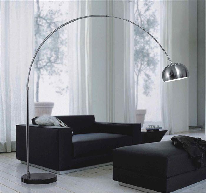 Lmpara base marmol circular  blanco o negro