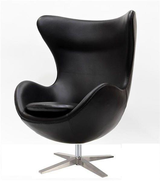 Silln Egg Chair  Rplica de gran calidad  Livingestudiocom