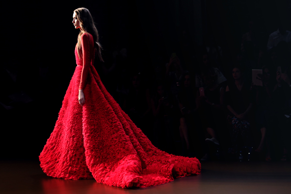 RALPH & RUSSO Couture Collection AW15/16