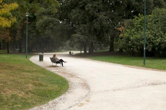 park in milan, image by akin abayomi for Livingfash