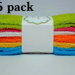 Cheap Kitchen Towels 2x4 Table Mop Set Of 6 Size 16x 19 Living Fashions