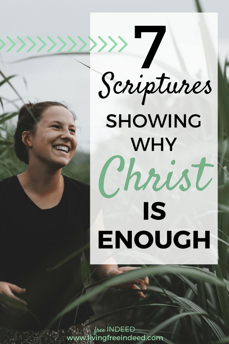 Christ Sufficient