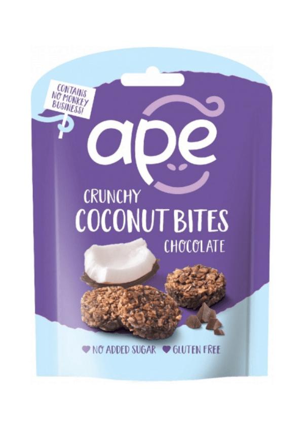 Ape Snacks Crunchy Bites Chocolate