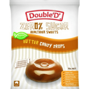 Double D Sugar Free Butter Candy Drops