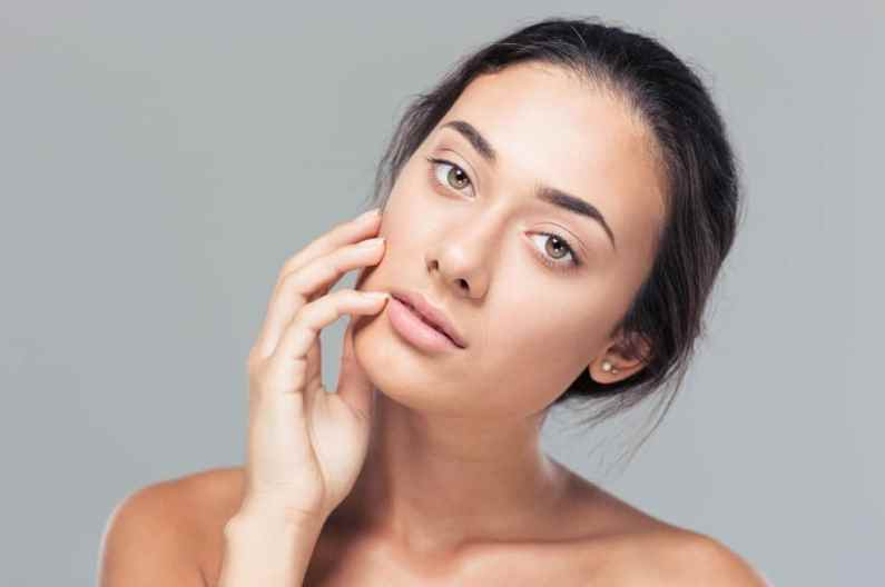 dry skin around mouth home remedies