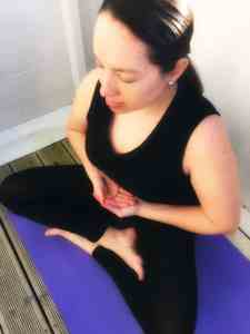 mudra to prevent stress