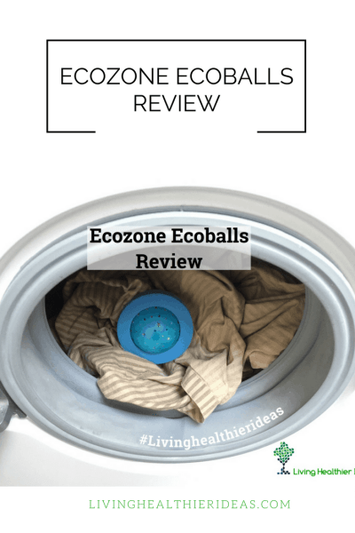 Ecozone Ecoballs Review washing balls for laundry