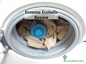 ecozone ecoballs washing balls