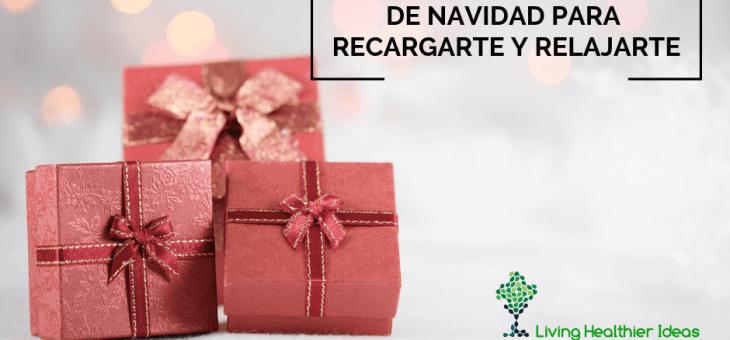 Los mejores regalos de Navidad para recargarte y relajarte