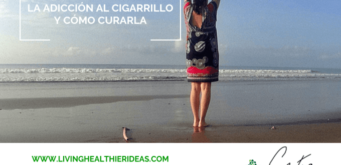 La adiccion al cigarrillo