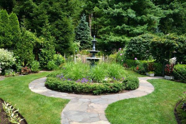 benefits of tiered landscaping