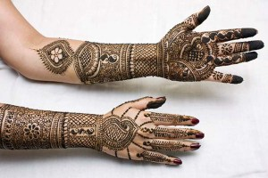 The Full Bridal Hands