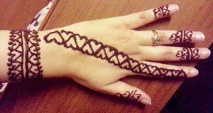 Mehandi Designs Easy Images