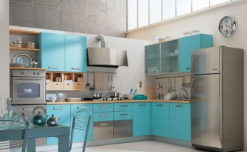 These 50 Beautiful Blue Kitchen Ideas Will Instantly Inspire You to Renovate Your Kitchen