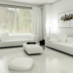 All White Living Room Decor Tv Panel For 31 Elegant Ideas Which Are Pure Perfection
