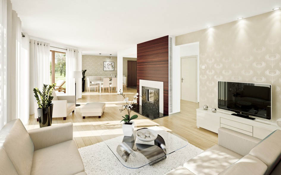 pictures of modern white living rooms condo room design ideas 31 elegant which are pure perfection with wallpaper