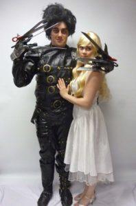 edward-scissorhands-couple-costume