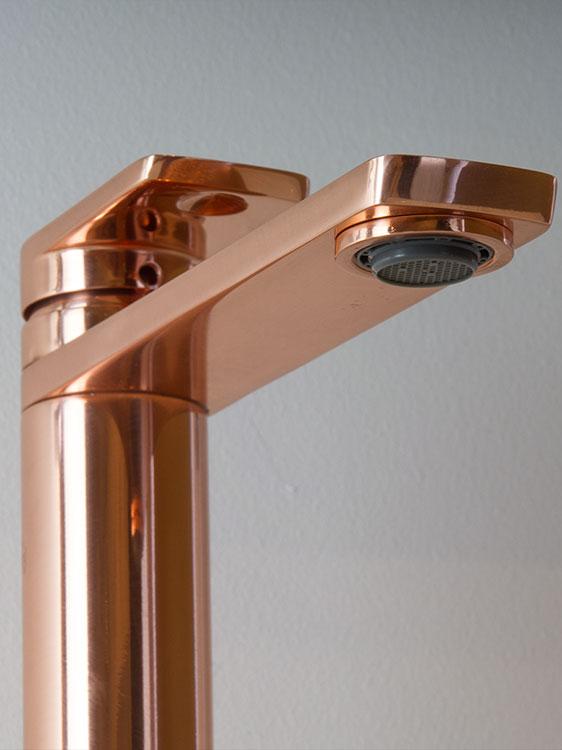 Copper Bathroom Taps  Copper Basin Taps  Copper Taps Finish