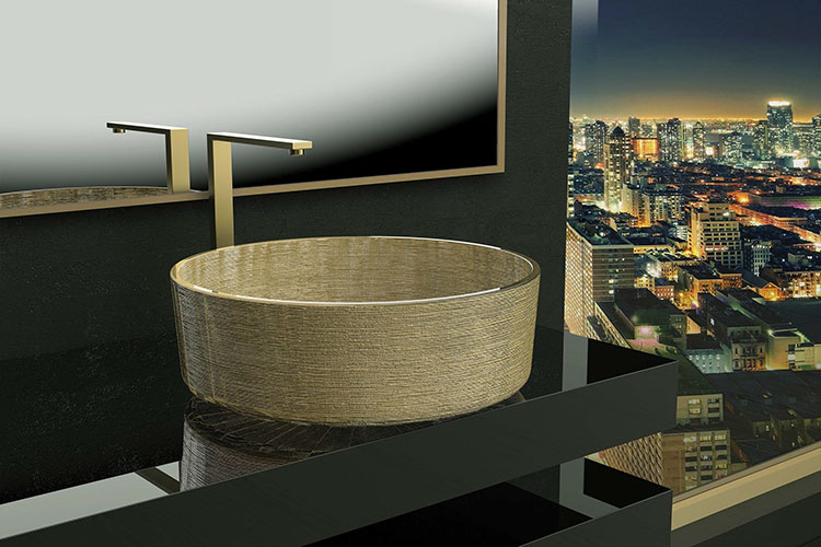 new colours for living rooms tables room ideas coloured glass basin & sinks sink | como
