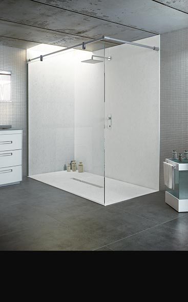 Stylish Disabled Bathrooms  Showers by Livinghouse