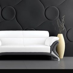 Wall Panels For Living Room Narrow Ideas With Fireplace 3d Uk Decorative Livinghouse Quilted Feature 113m