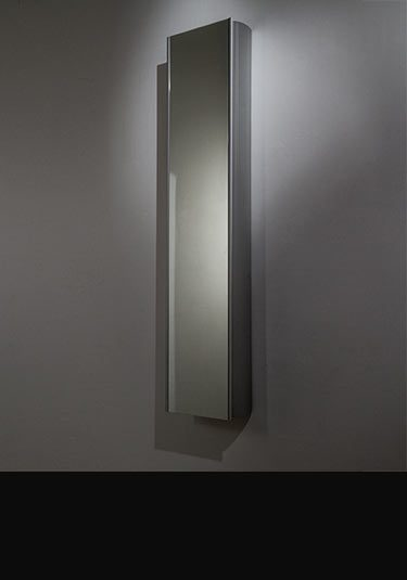 Bathroom Mirror Cabinets with Lights  Without Lights