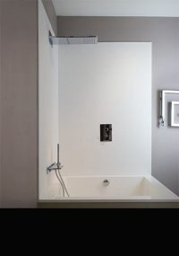Waterproof Shower Wall Panels For Bathroom | Livinghouse