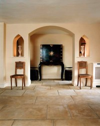How to Seal a Limestone Floor -Livinghouse Blog