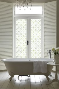 Privacy in the bathroom: ideas for obscuring the view ...