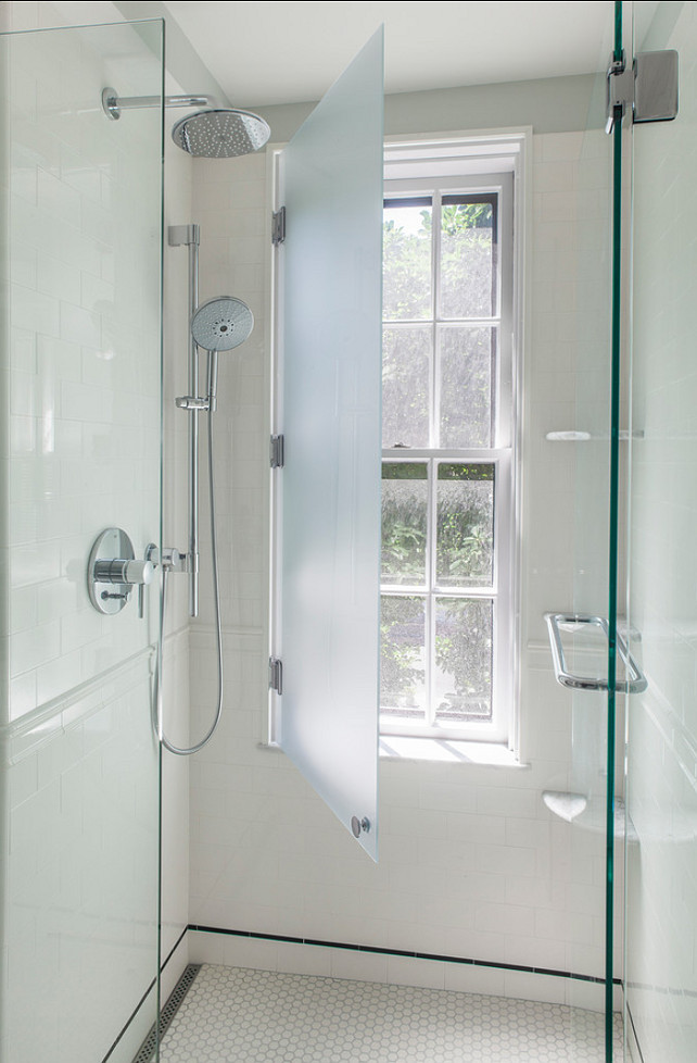 Privacy in the bathroom ideas for obscuring the view Livinghouse Blog
