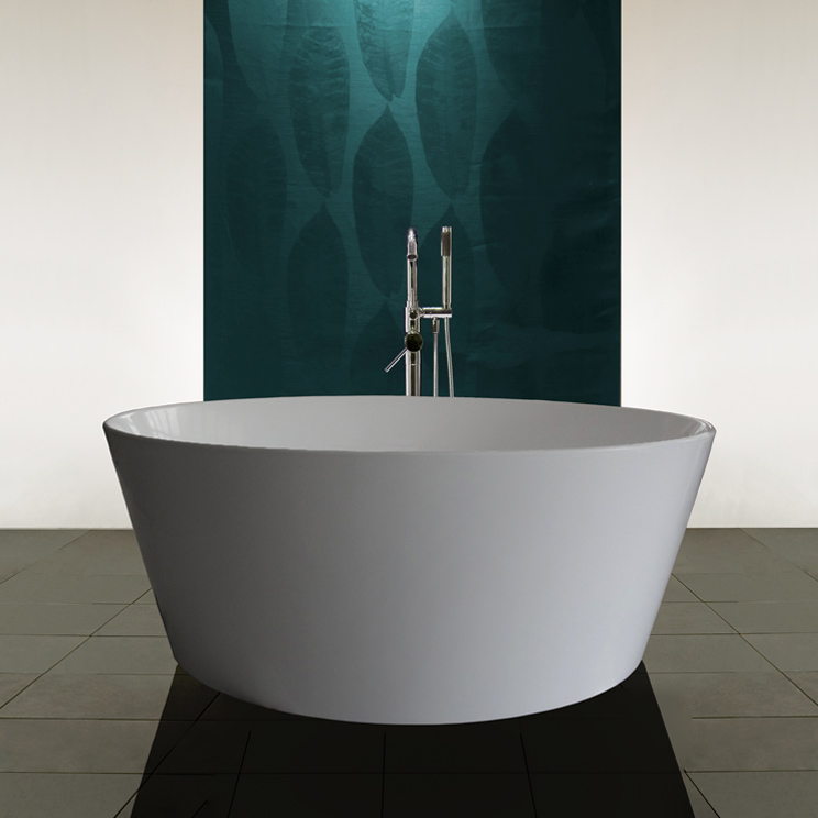 Circulo Luxury Round Bath  Circular Deep Soaking Bath