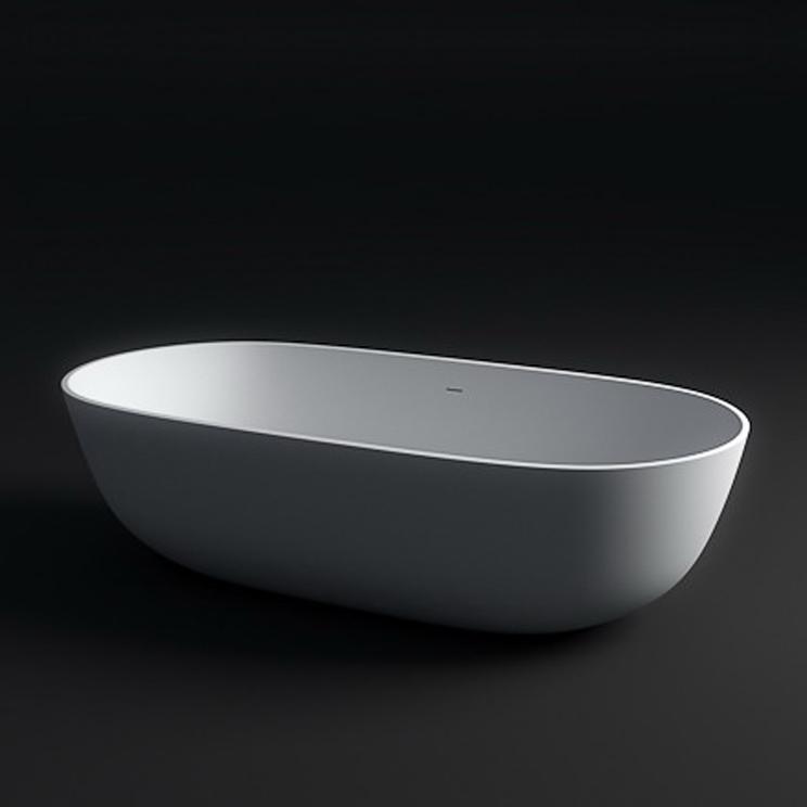 Kloodo Contemporary Bath  Large Freestanding Bath