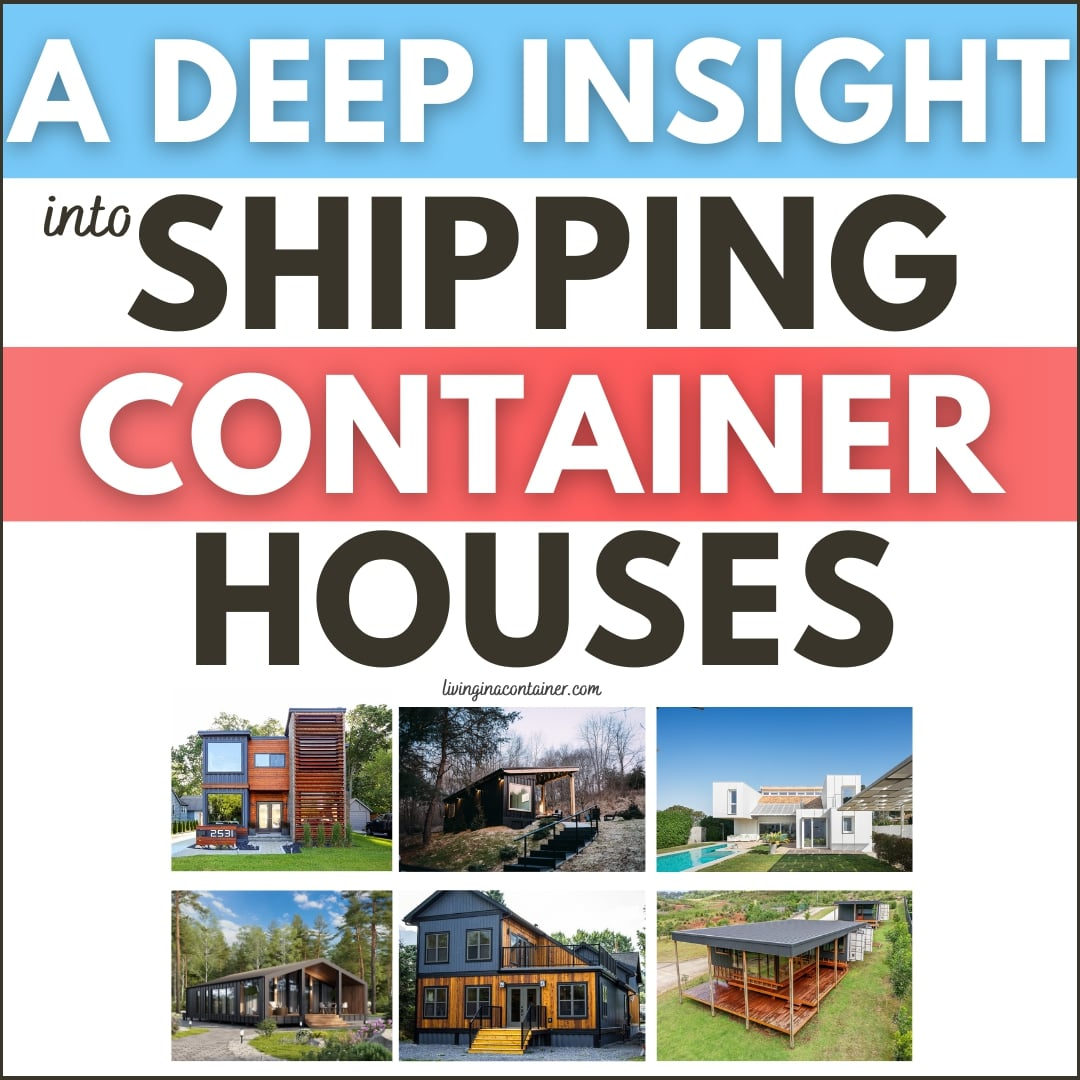 a deep insight into shipping container