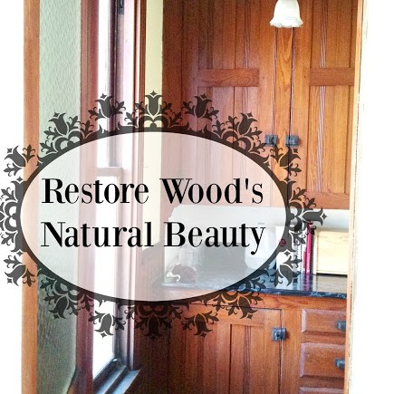 How to Restore Old Wood