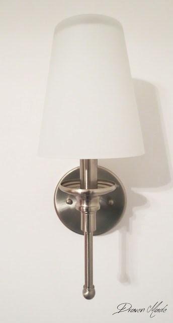 diy sconce light toggle switch