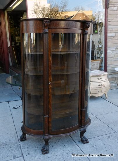 antique curio cabinet - Curio-cabinet-antique Living In A Fixer Upper