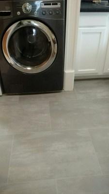 kitchen floor laundry floor