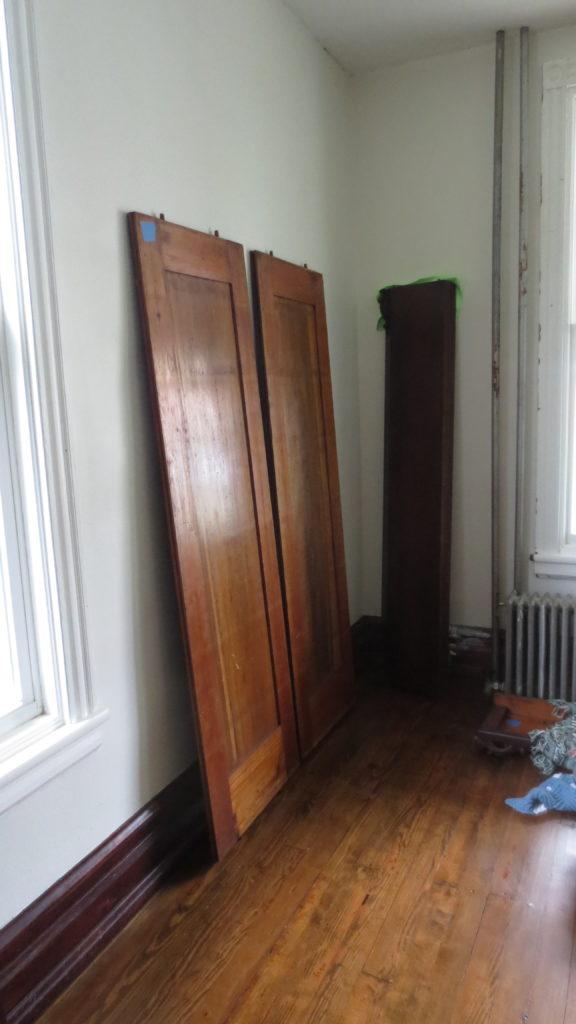 victorian empire bookcase