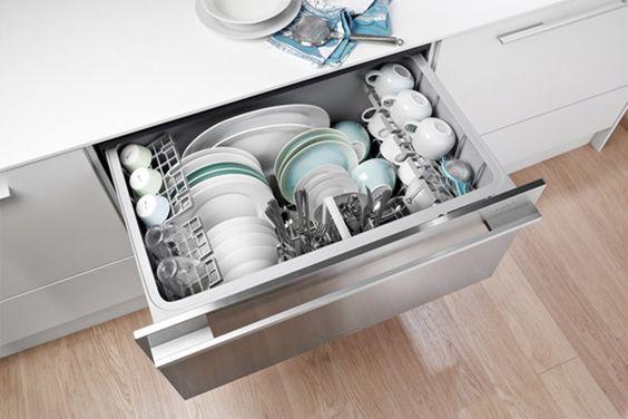 drawer dishwasher small kitchen