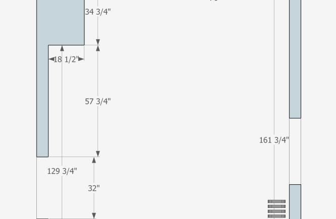 kitchen measurements